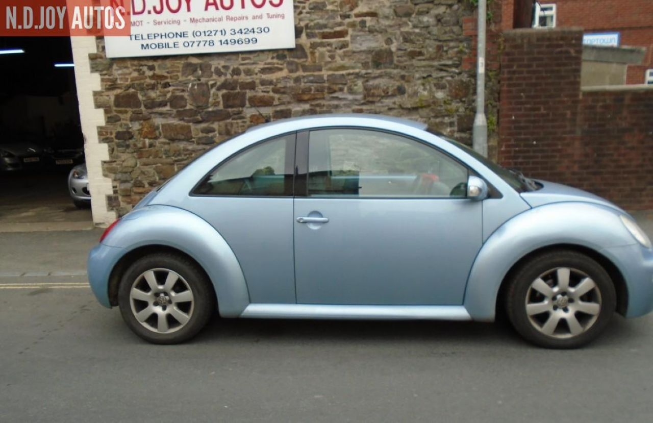 VOLKSWAGENNEW BEETLE1.9 TDI PD for sale