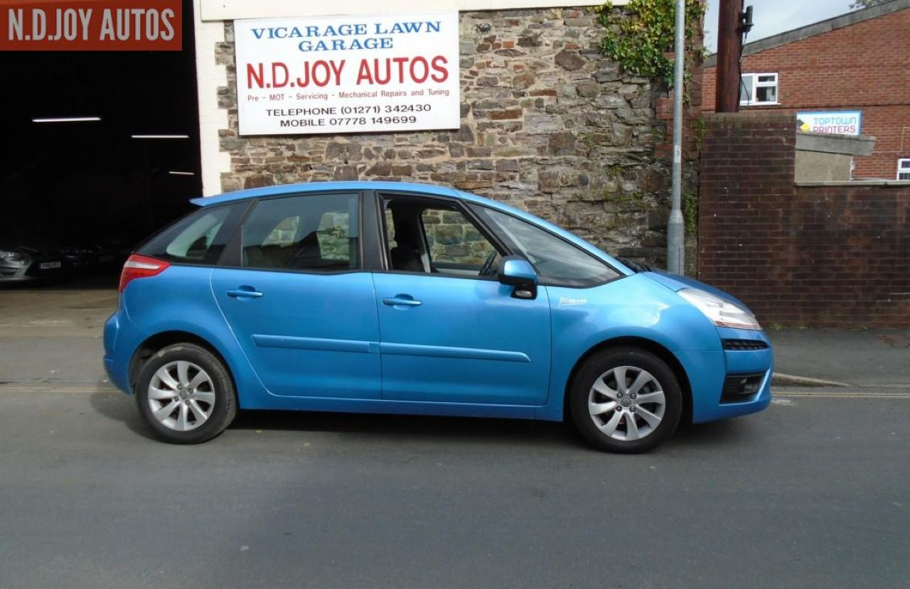 CITROENGRAND C4 PICASSO1.6 HDi 110hp VTR+ for sale