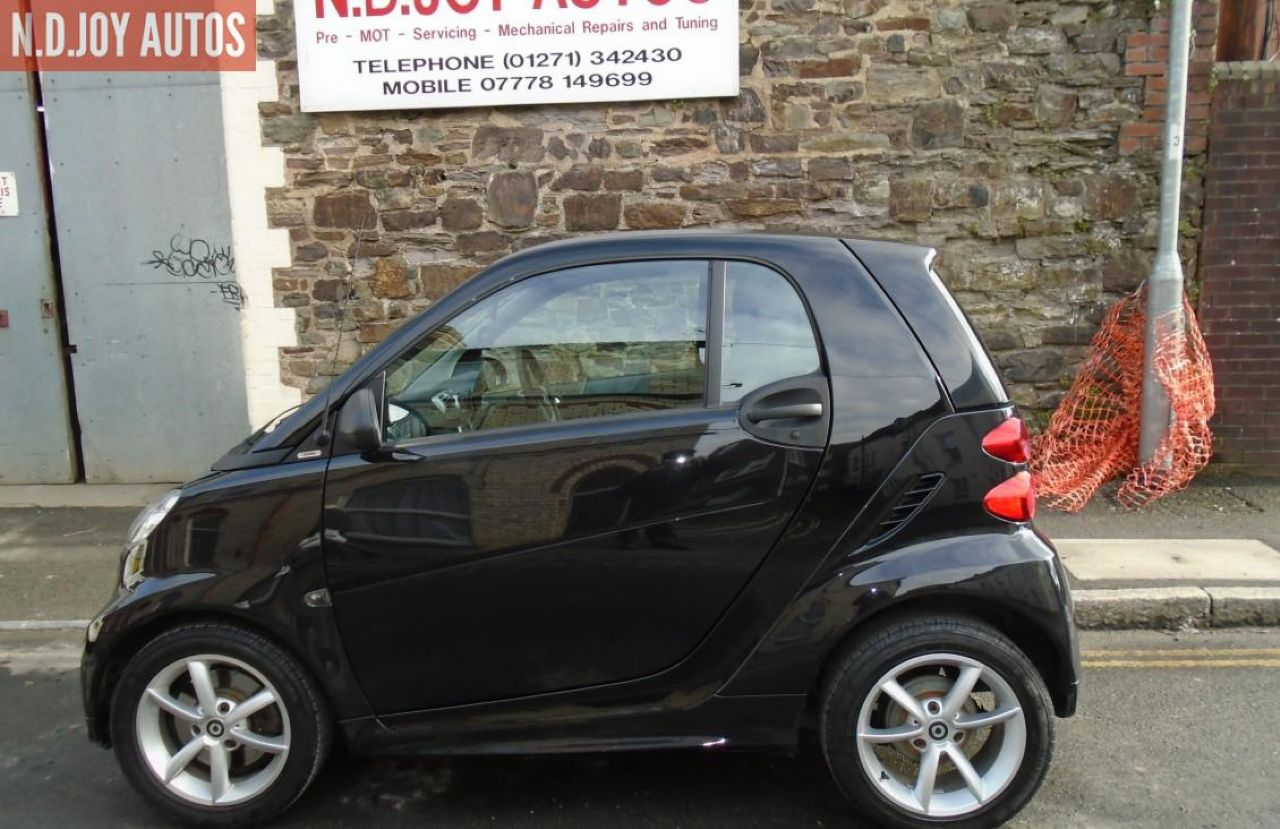 SMART FORTWO coupe pulse 84bhp - Picture 1