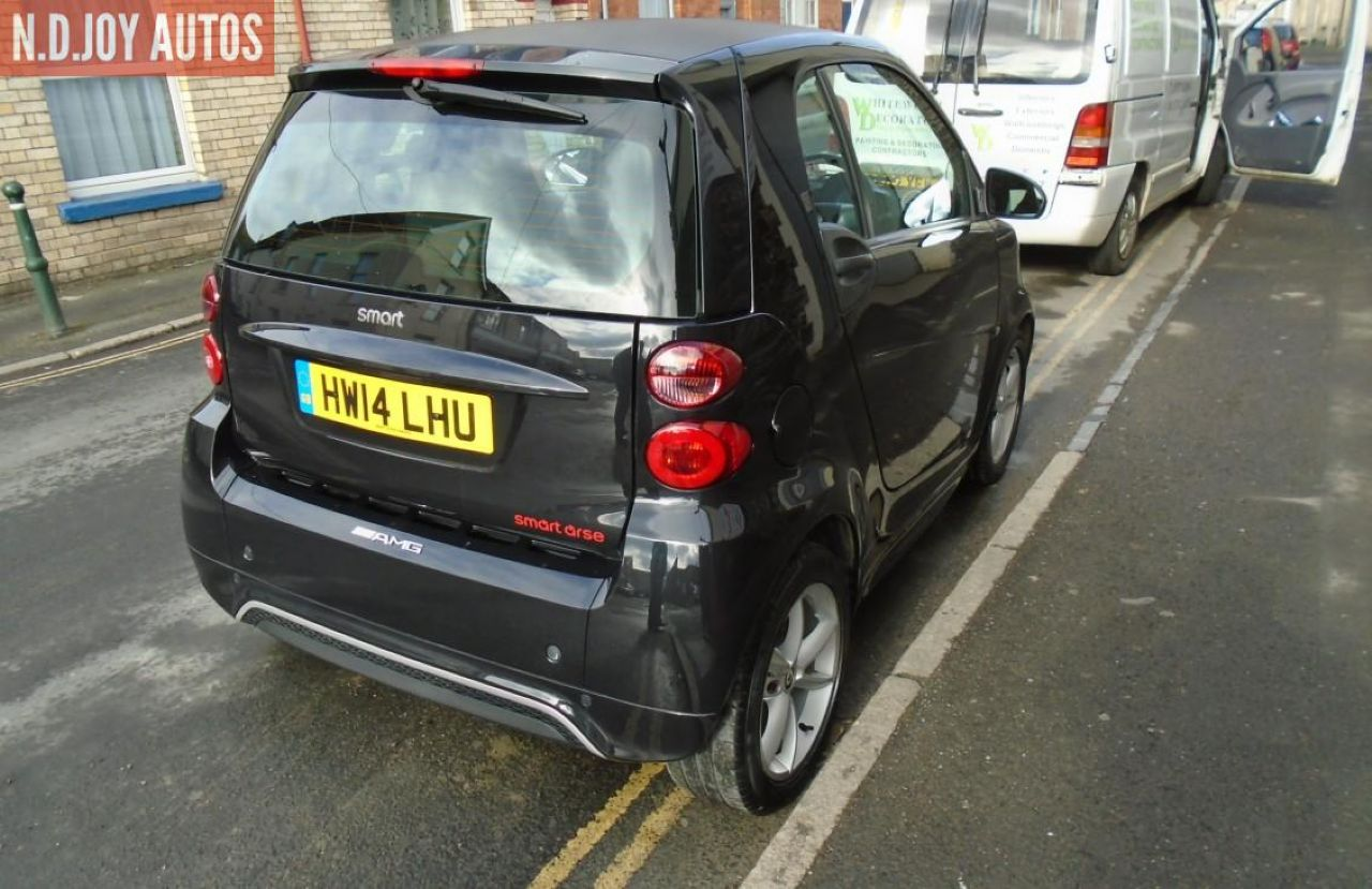 SMART FORTWO coupe pulse 84bhp - Picture 2
