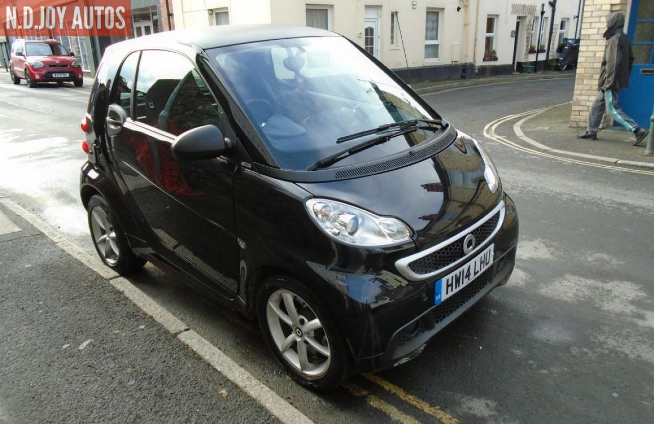 SMART FORTWO coupe pulse 84bhp - Picture 3