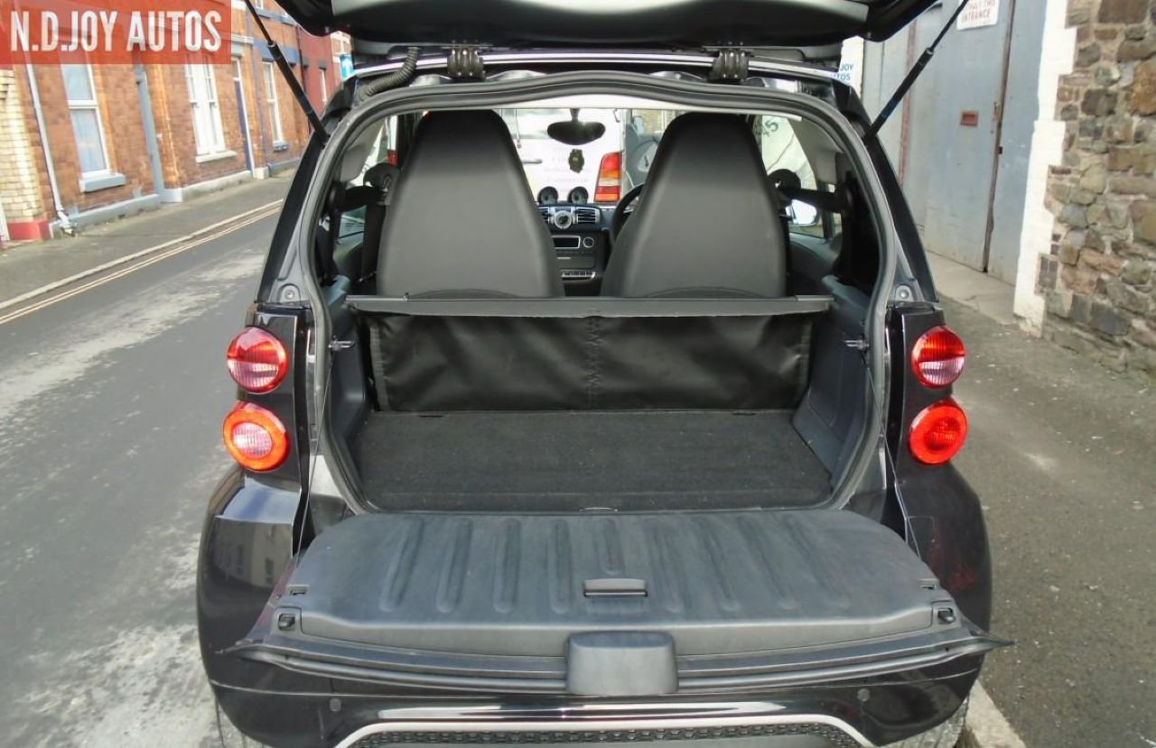 SMART FORTWO coupe pulse 84bhp - Picture 5