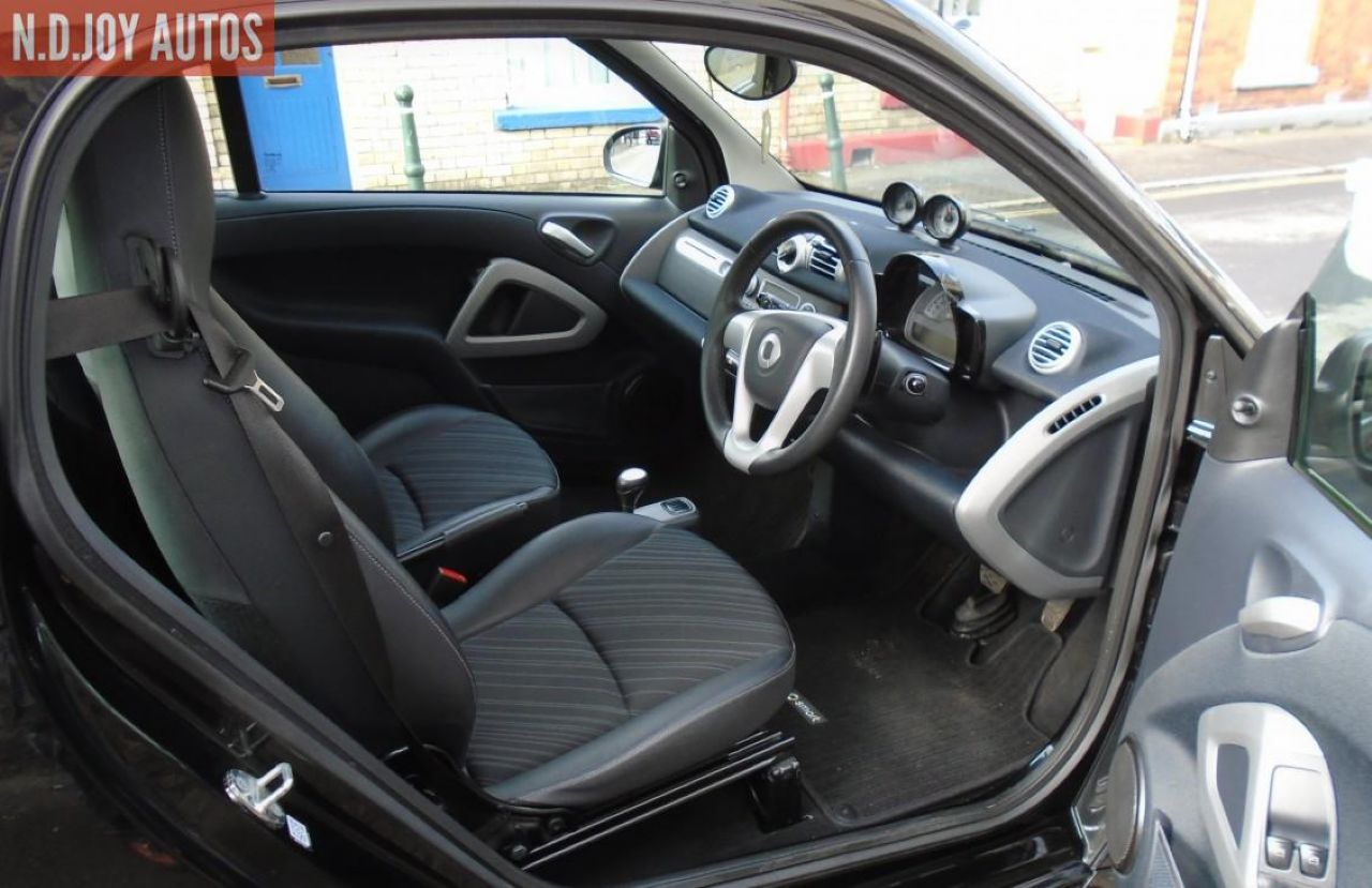 SMART FORTWO coupe pulse 84bhp - Picture 6