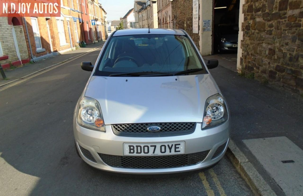 FORDFIESTAStyle 1.25 075 for sale