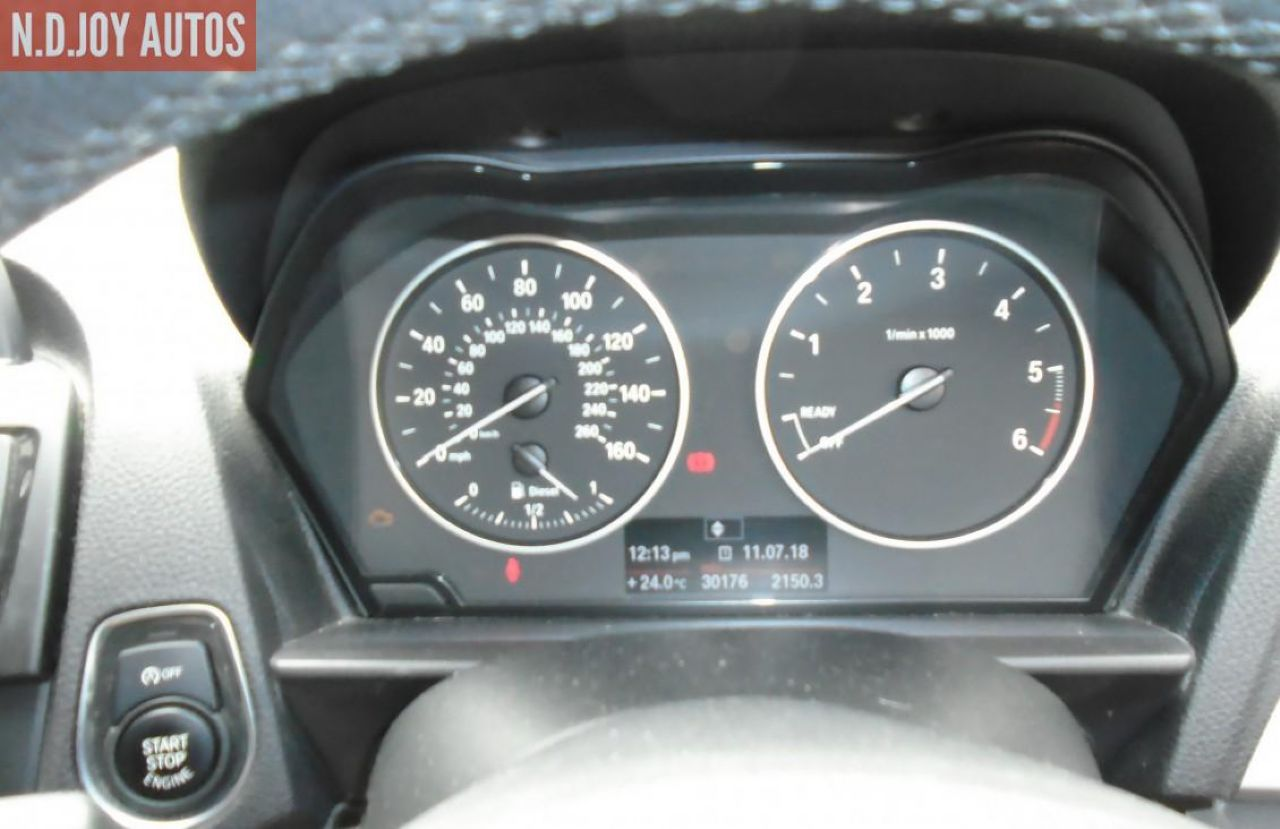 BMW SERIES 1 118d SE - Picture 10