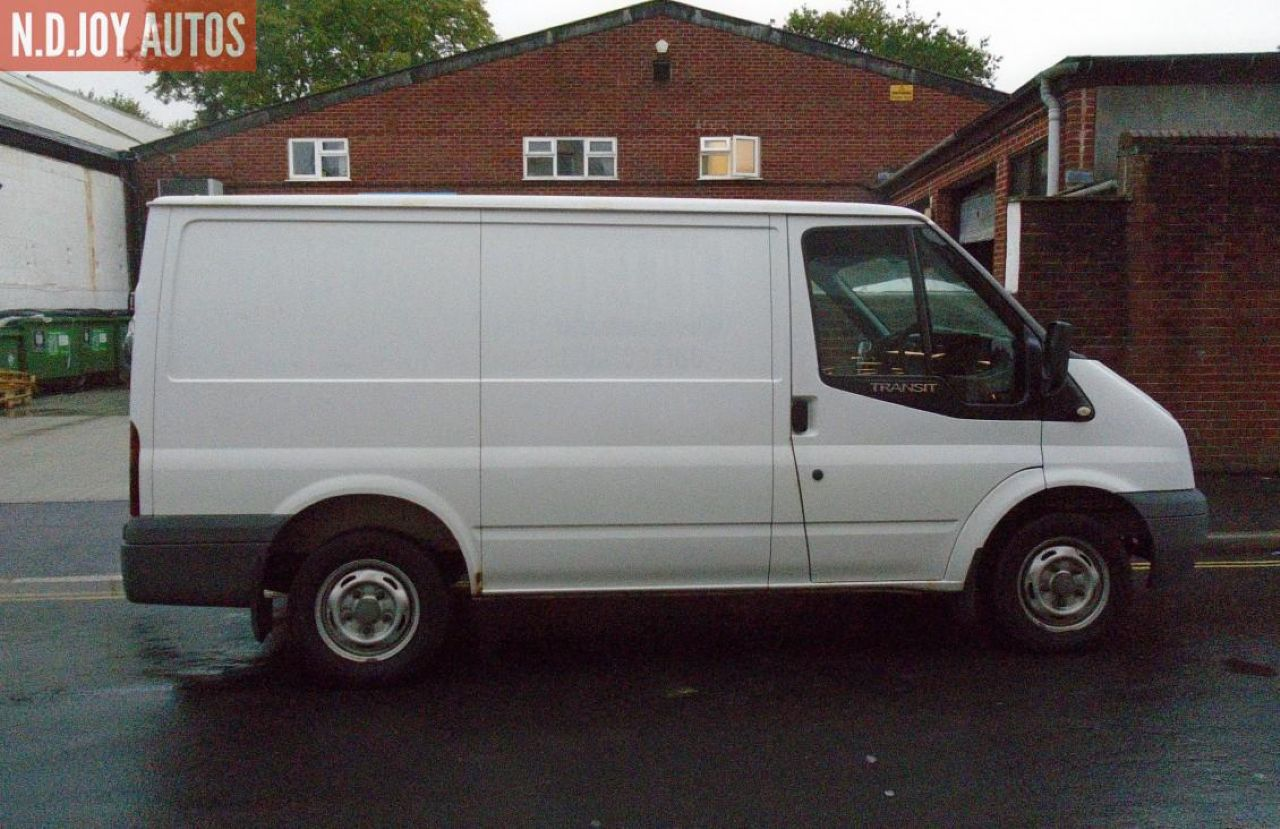 FORD TRANSIT 85 T260S FWD - Picture 2