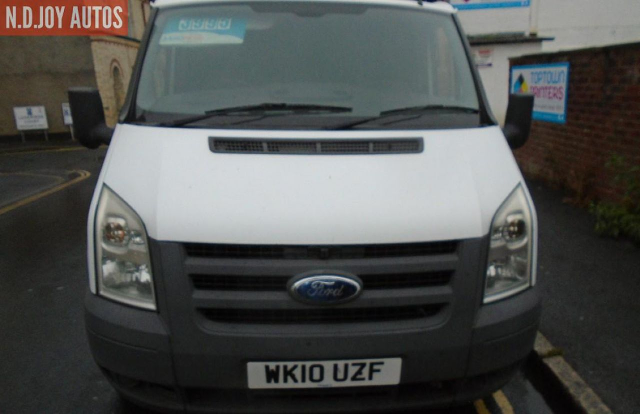 FORD TRANSIT 85 T260S FWD - Picture 3