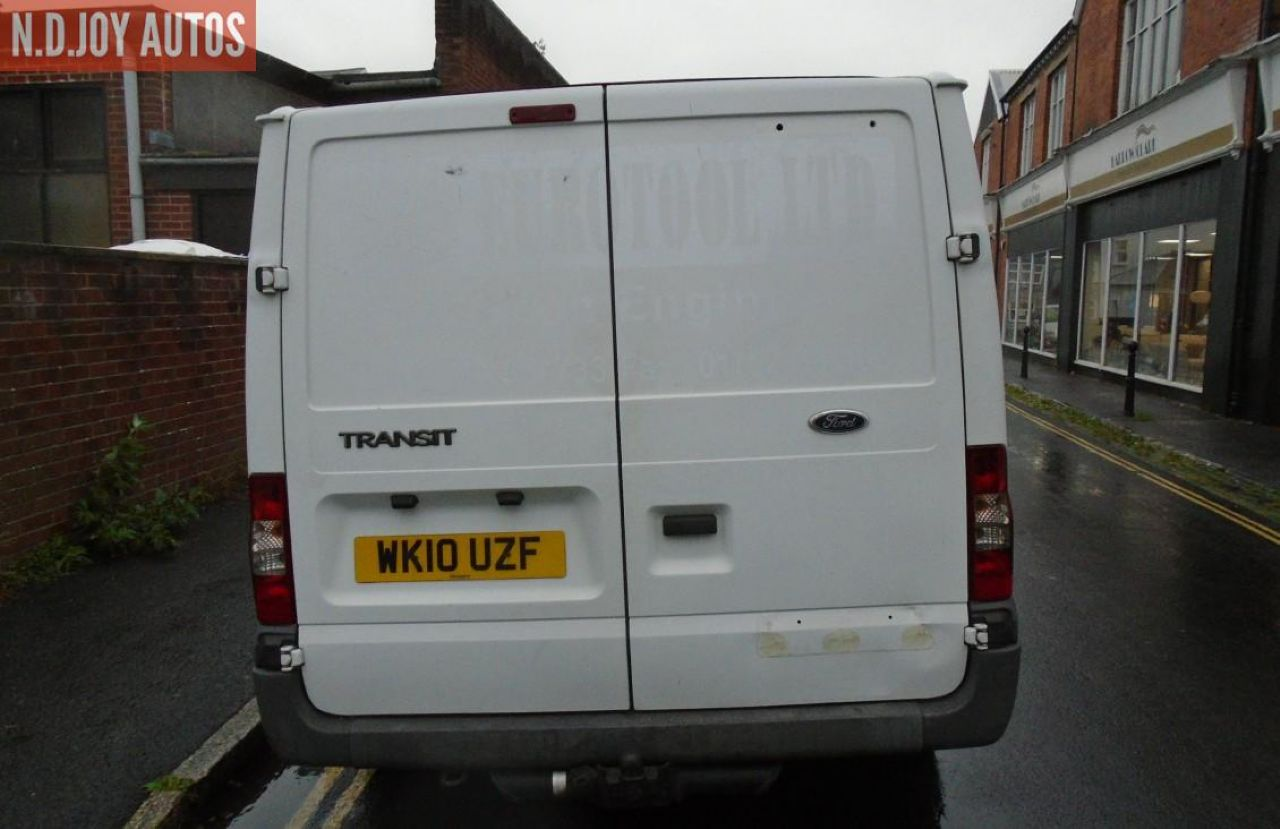 FORD TRANSIT 85 T260S FWD - Picture 4