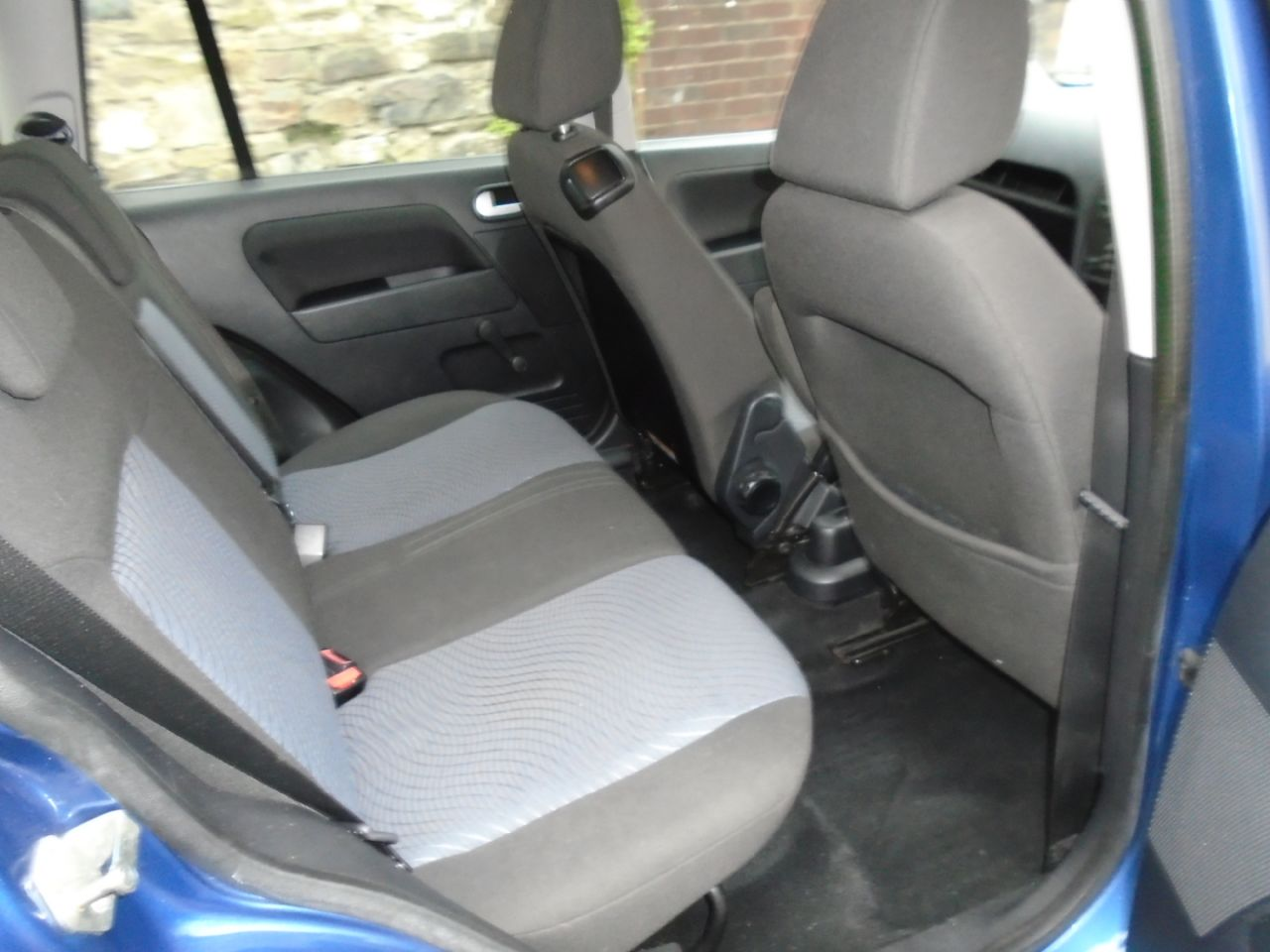 FORD FUSION 1.4 16v Zetec  automatic - Picture 9