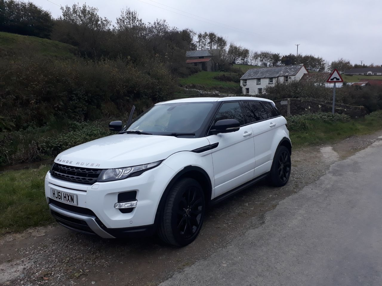 LAND ROVERRANGE ROVER EVOQUESD4 190HP Auto 4WD dynamic \lux pack for sale