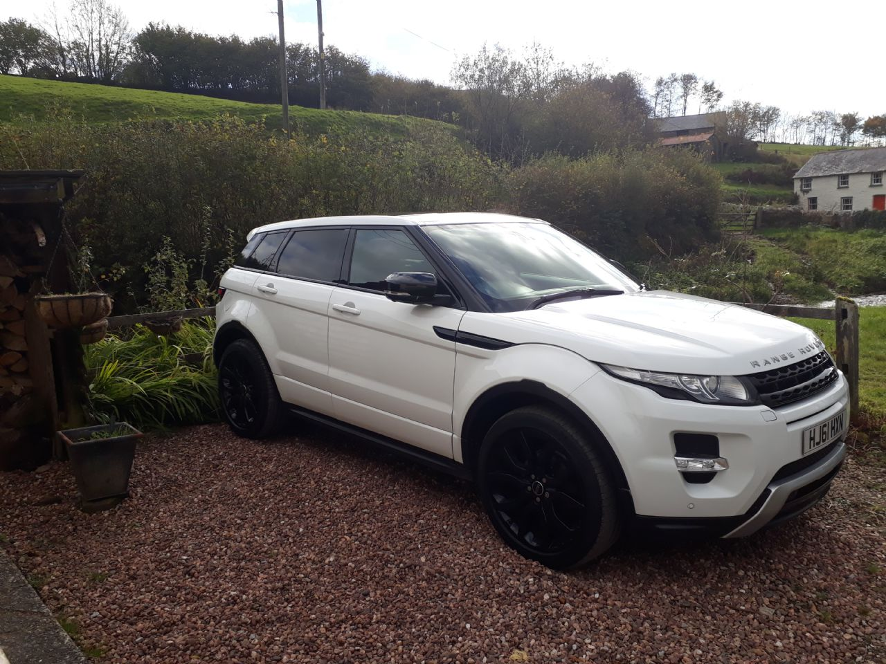 LAND ROVER RANGE ROVER EVOQUE SD4 190HP Auto 4WD dynamic \lux pack - Picture 2