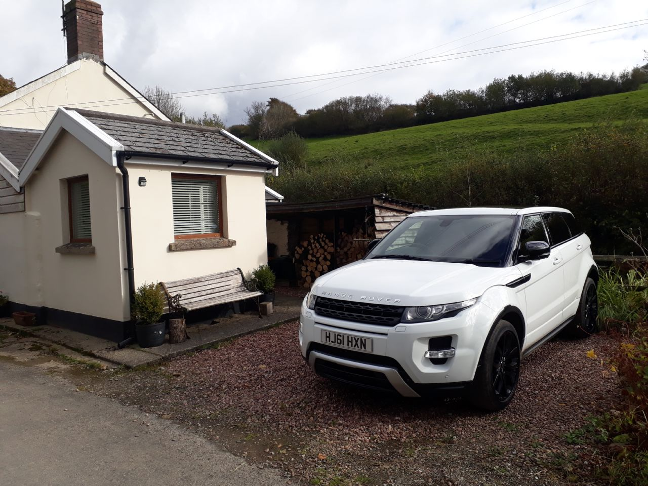 LAND ROVER RANGE ROVER EVOQUE SD4 190HP Auto 4WD dynamic \lux pack - Picture 3