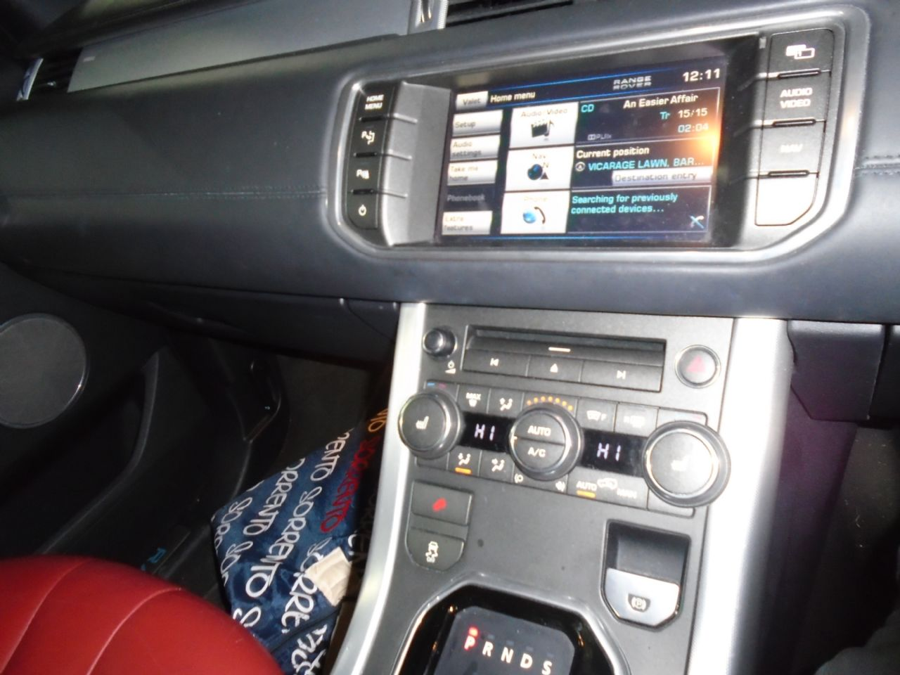 LAND ROVER RANGE ROVER EVOQUE SD4 190HP Auto 4WD dynamic \lux pack - Picture 8