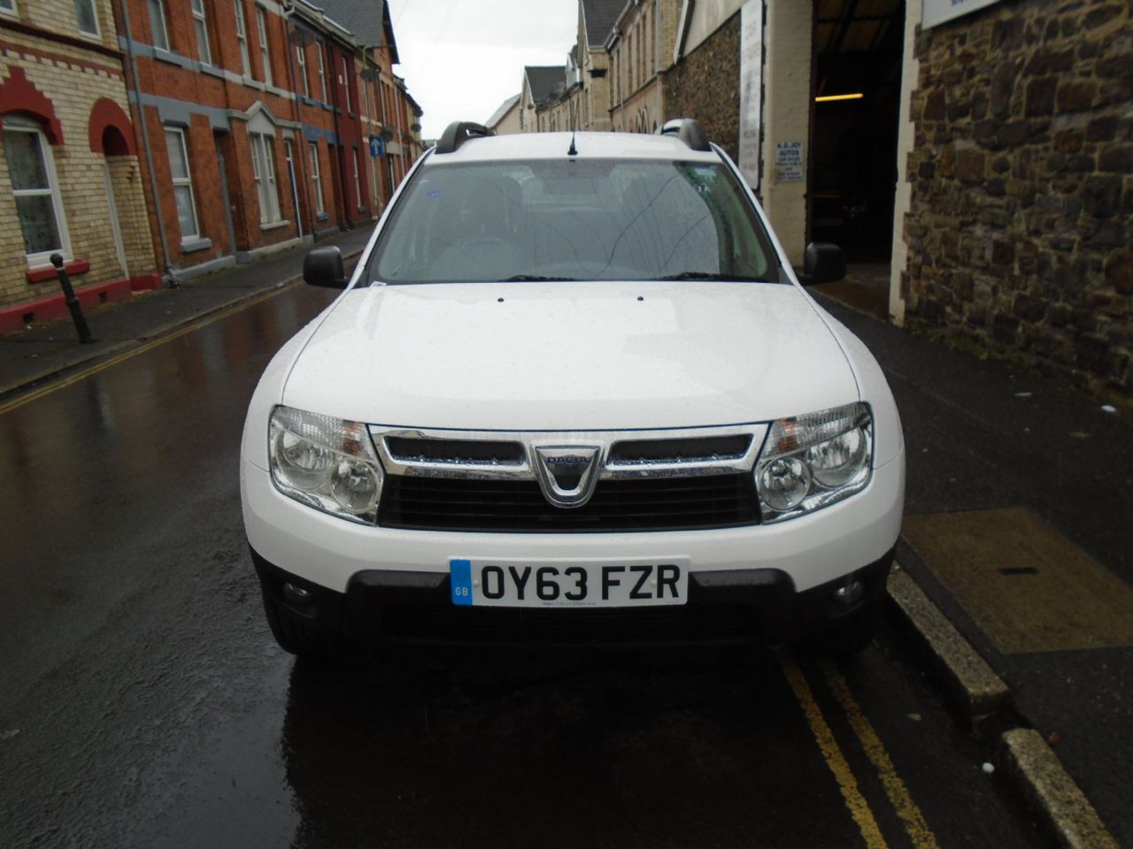 DACIA DUSTER Ambiance dCi 110 4x2 - Picture 2
