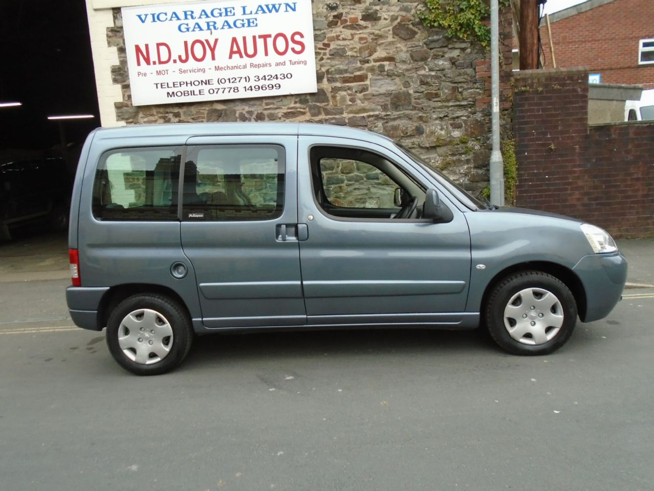 CITROENBERLINGO FIRST1.4i 75hp for sale