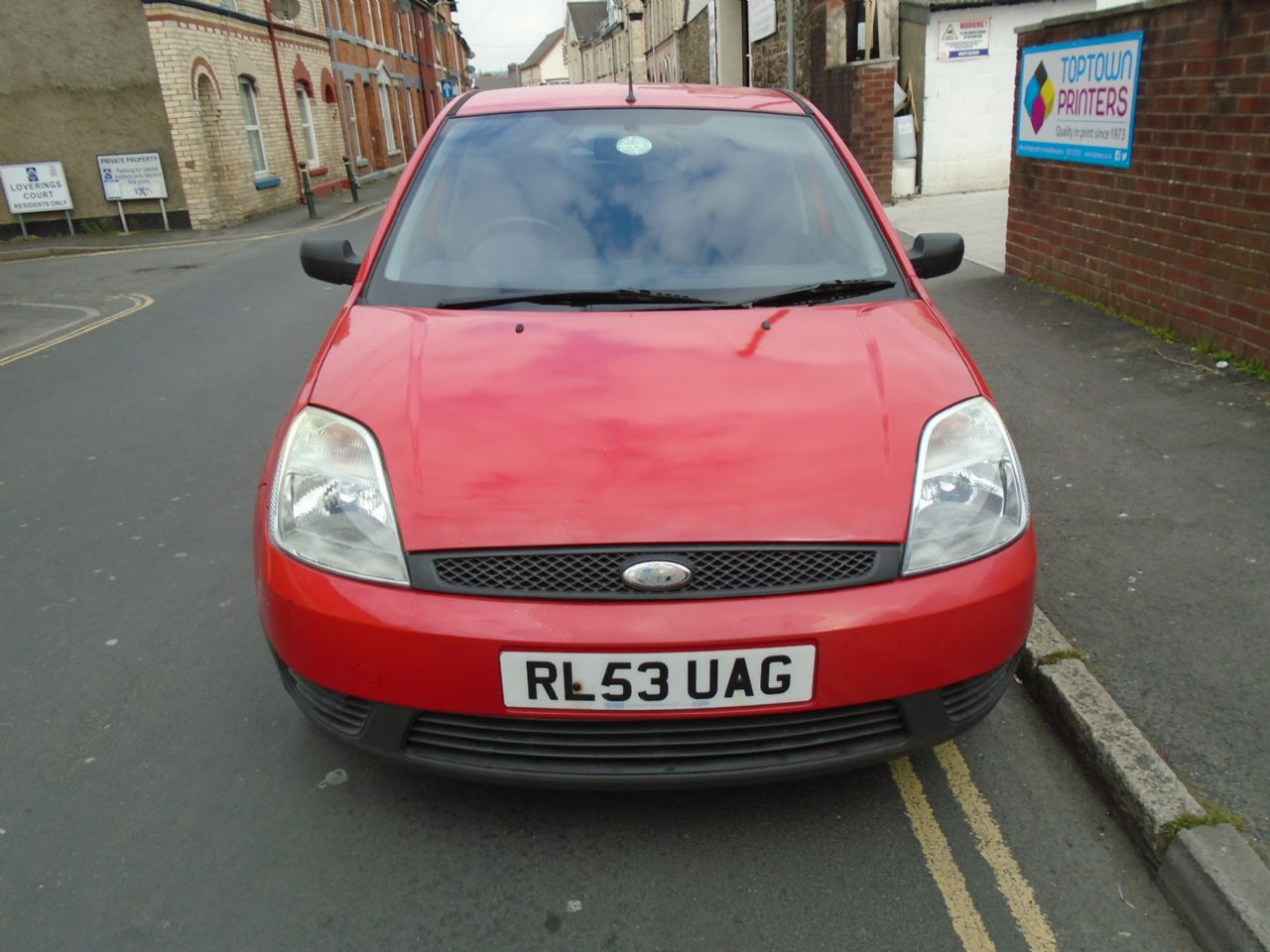 FORD FIESTA 1.4i 16v LX A/C - Picture 2