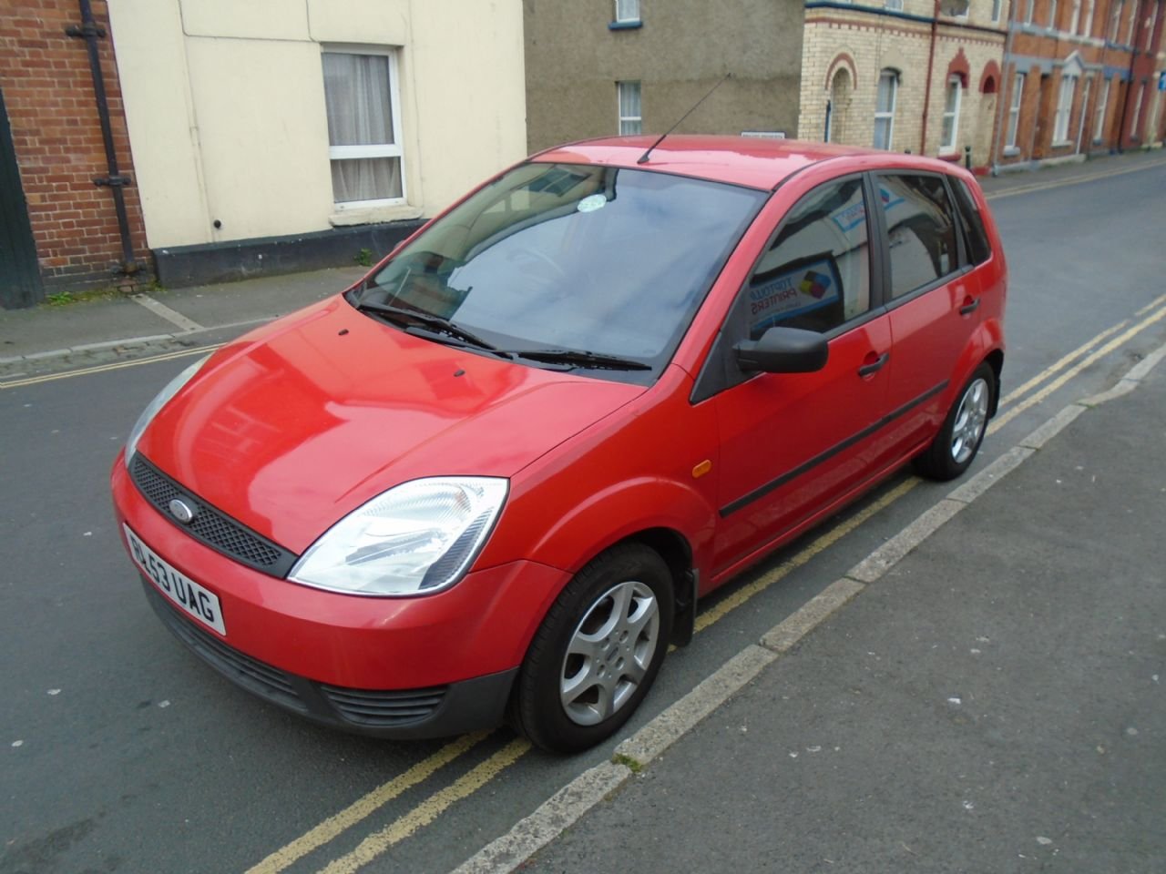 FORD FIESTA 1.4i 16v LX A/C - Picture 3