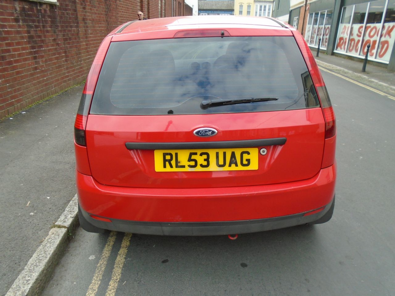 FORD FIESTA 1.4i 16v LX A/C - Picture 4