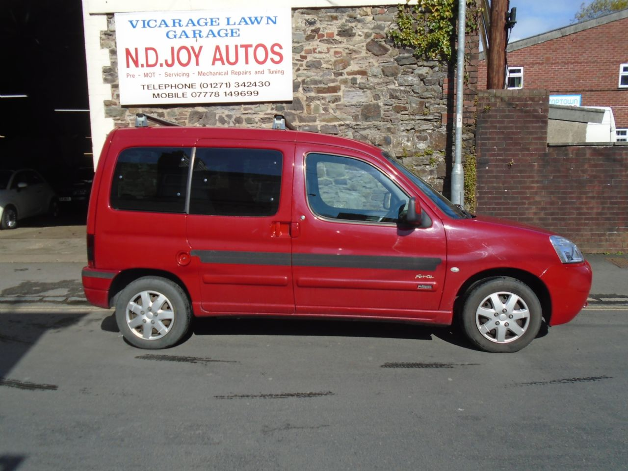 CITROENBERLINGO1.9D Multispace for sale