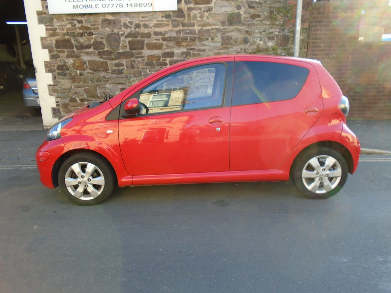 TOYOTAAygo1.0 VVT-i for sale