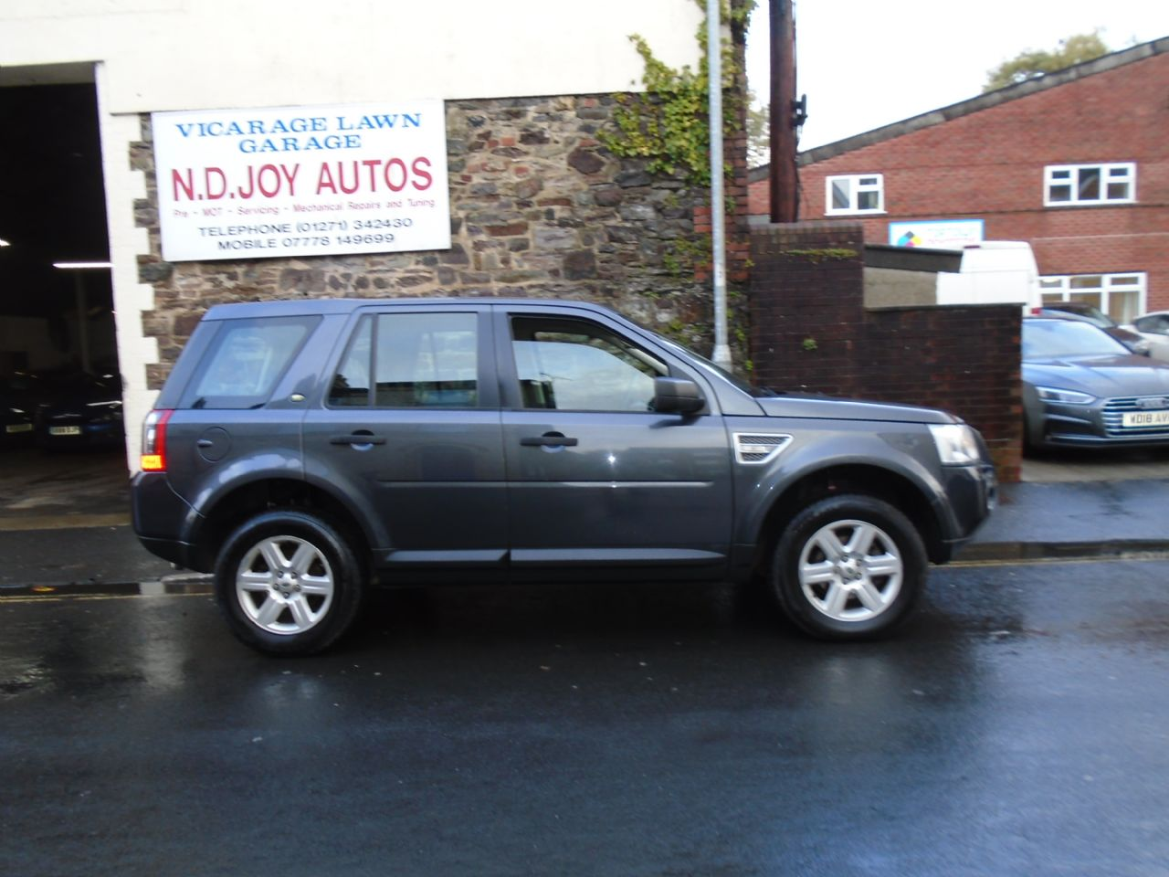 LAND ROVER Freelander 2 TD4 GS - Picture 1