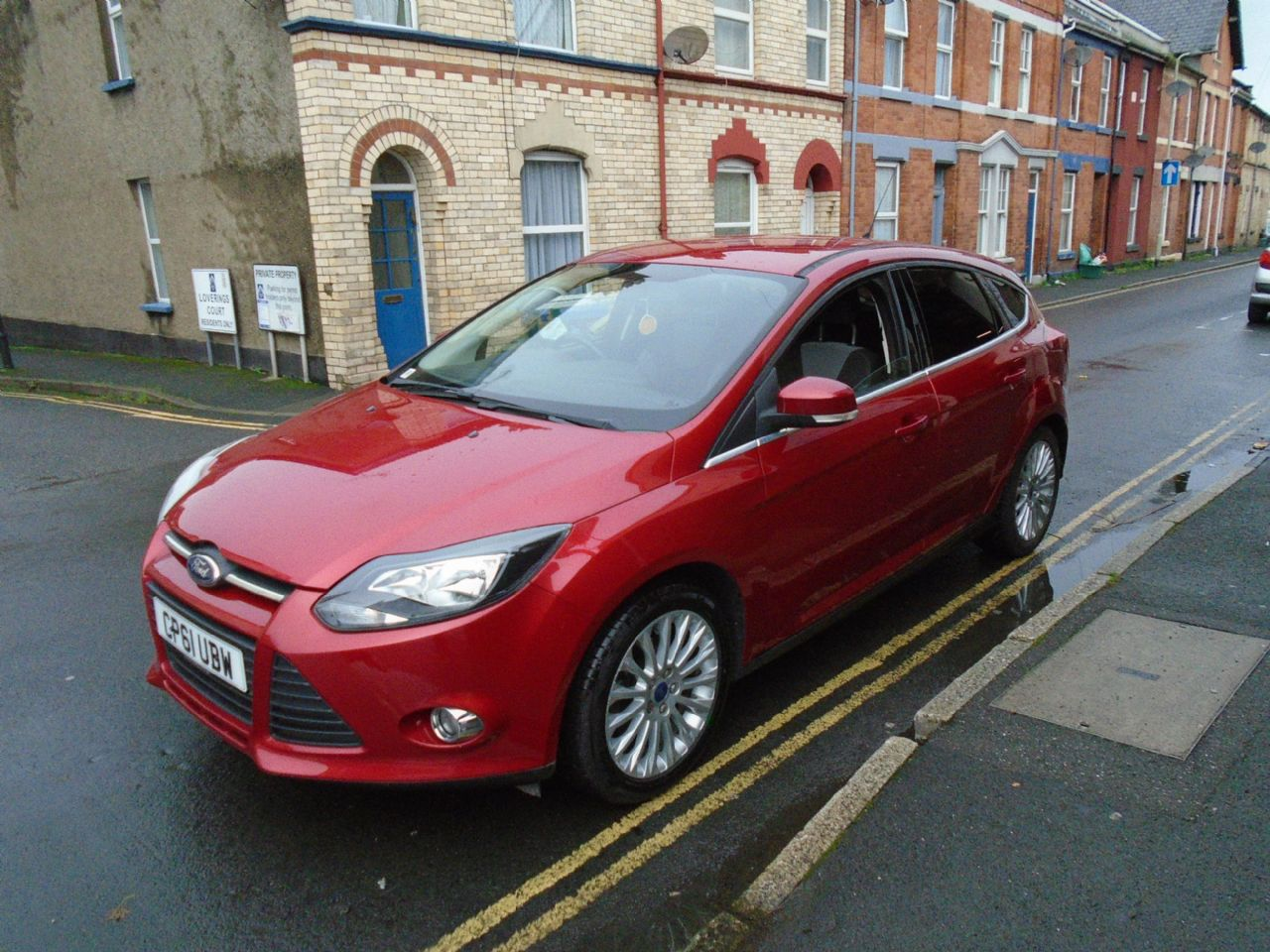 FORD Focus Zetec 1.6 Ti-VCT 125 PS - Picture 2