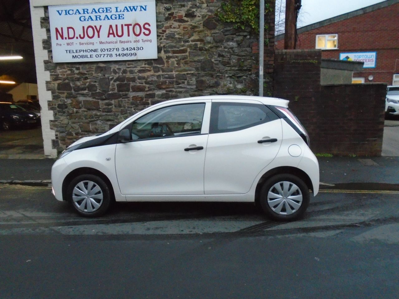 TOYOTAAygo1.0 VVT-i x for sale