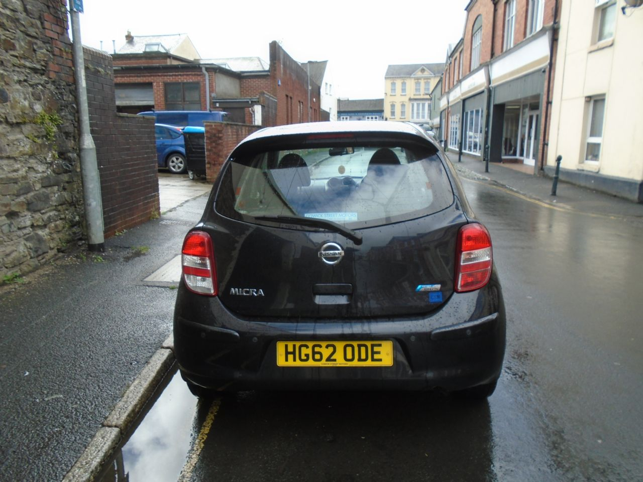 NISSAN Micra Tekna 1.2 DIG-S - Picture 4