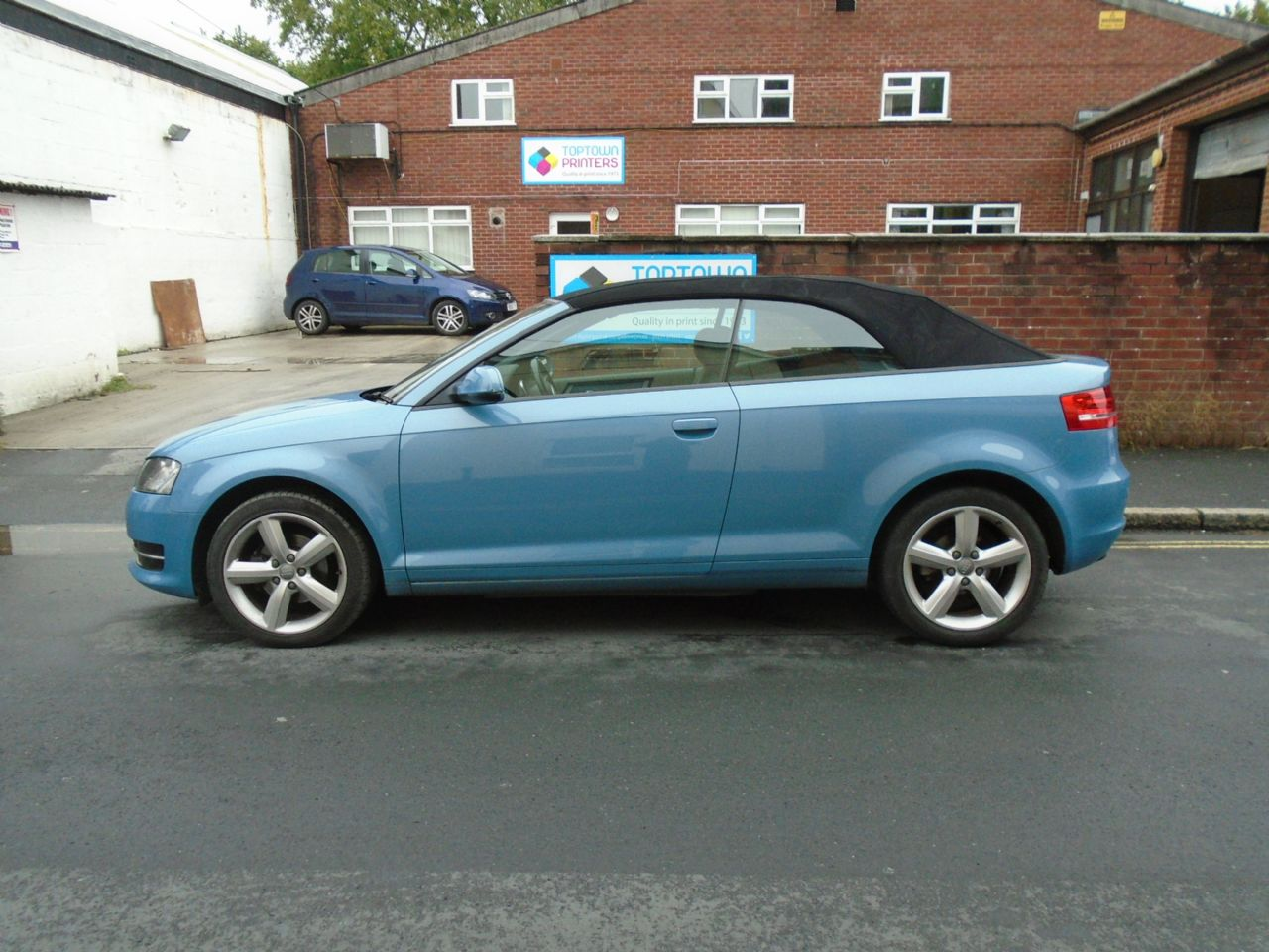 AUDIA31.6 TDI Technik for sale