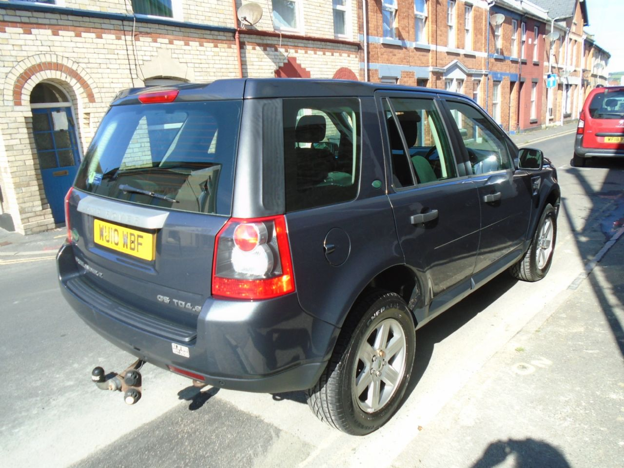 LAND ROVER Freelander 2 TD4 GS - Picture 2