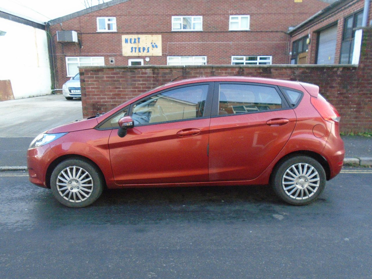 FORDFiestaEdge 1.25 060 for sale