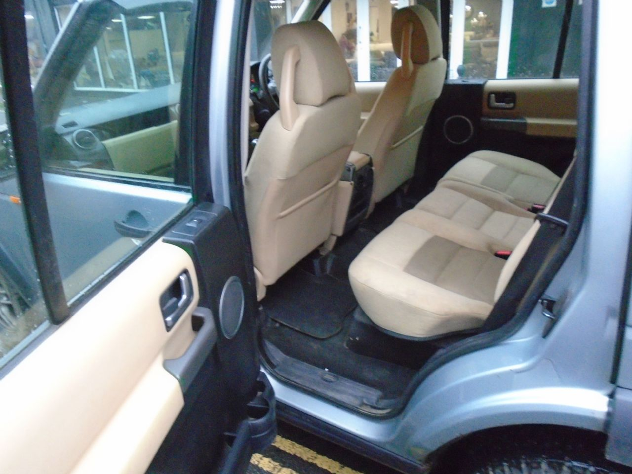 LAND ROVER Discovery 3 TDV6 5 Seat - Picture 10