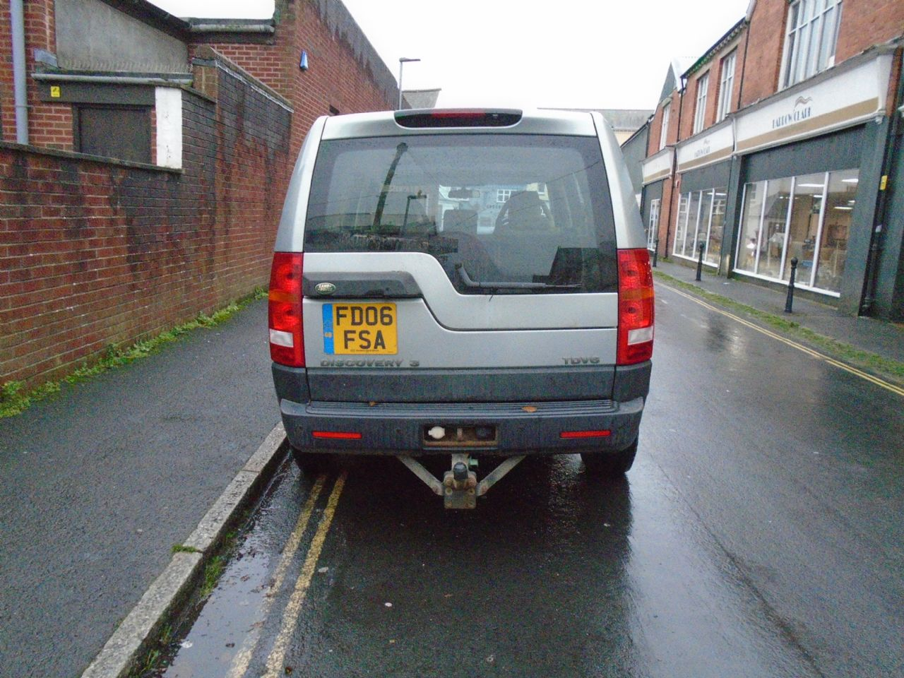 LAND ROVER Discovery 3 TDV6 5 Seat - Picture 4