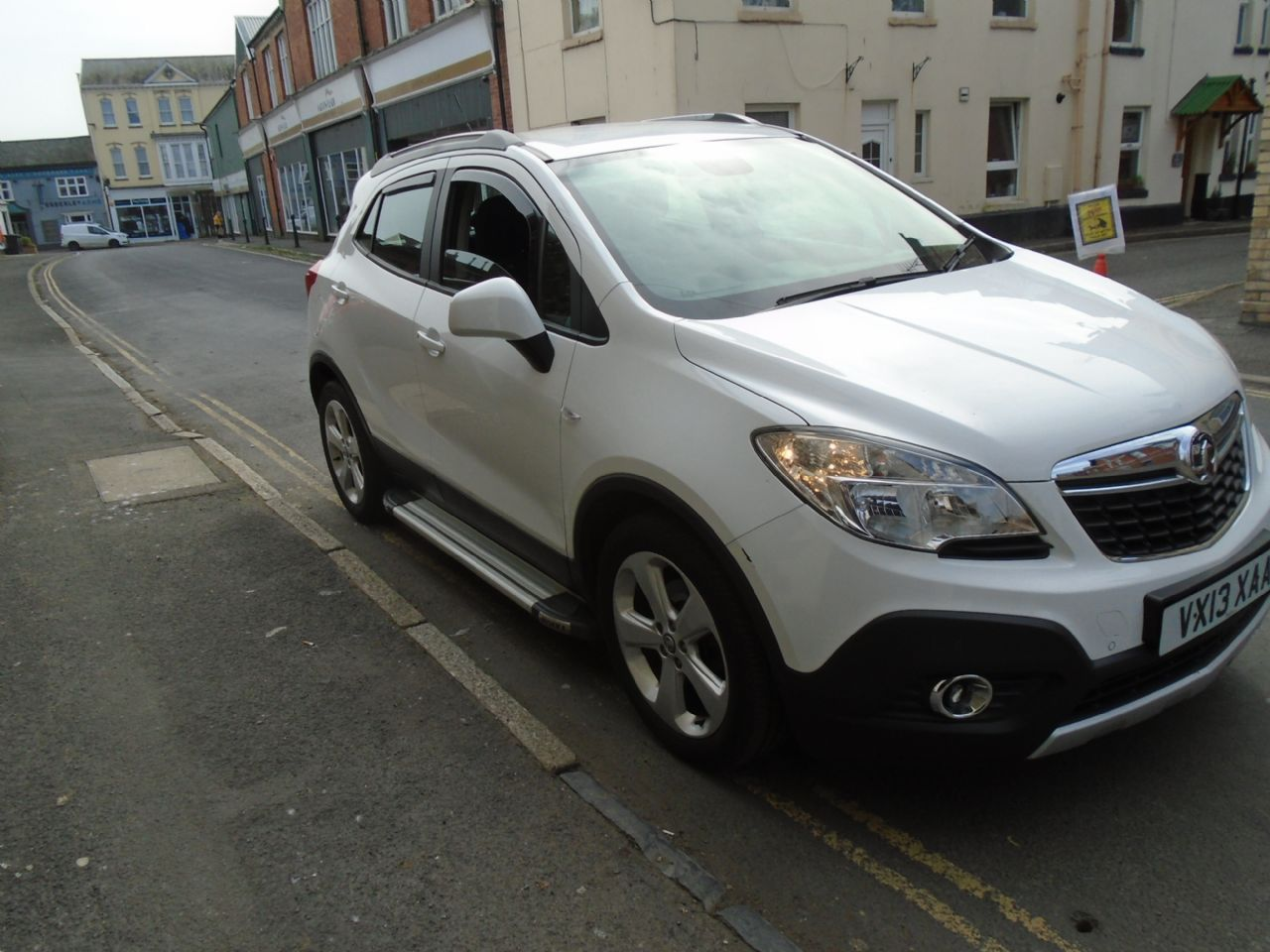 VAUXHALL Mokka Exclusiv 1.6 16v 115PS S/S 5-spd - Picture 1