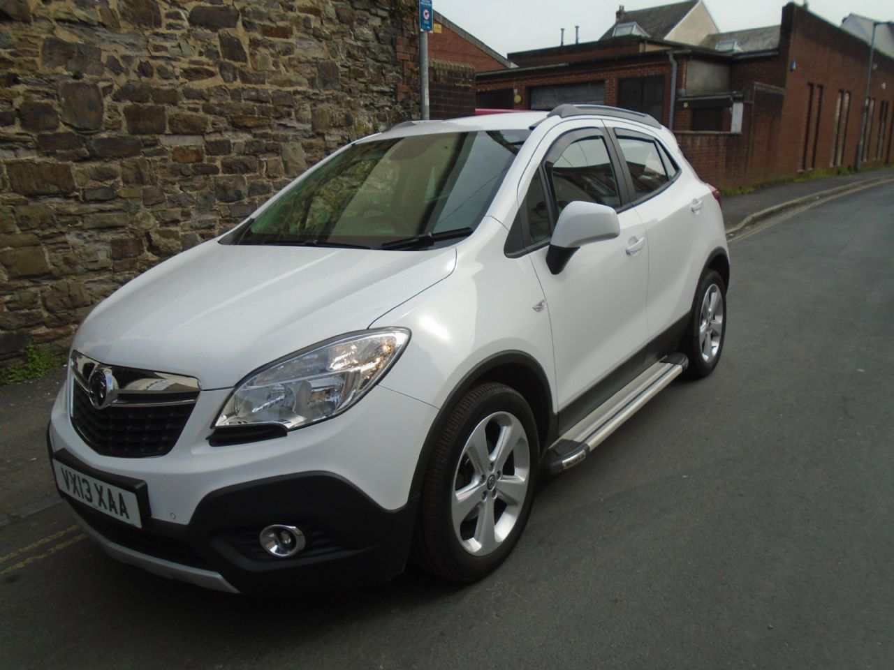 VAUXHALL Mokka Exclusiv 1.6 16v 115PS S/S 5-spd - Picture 3