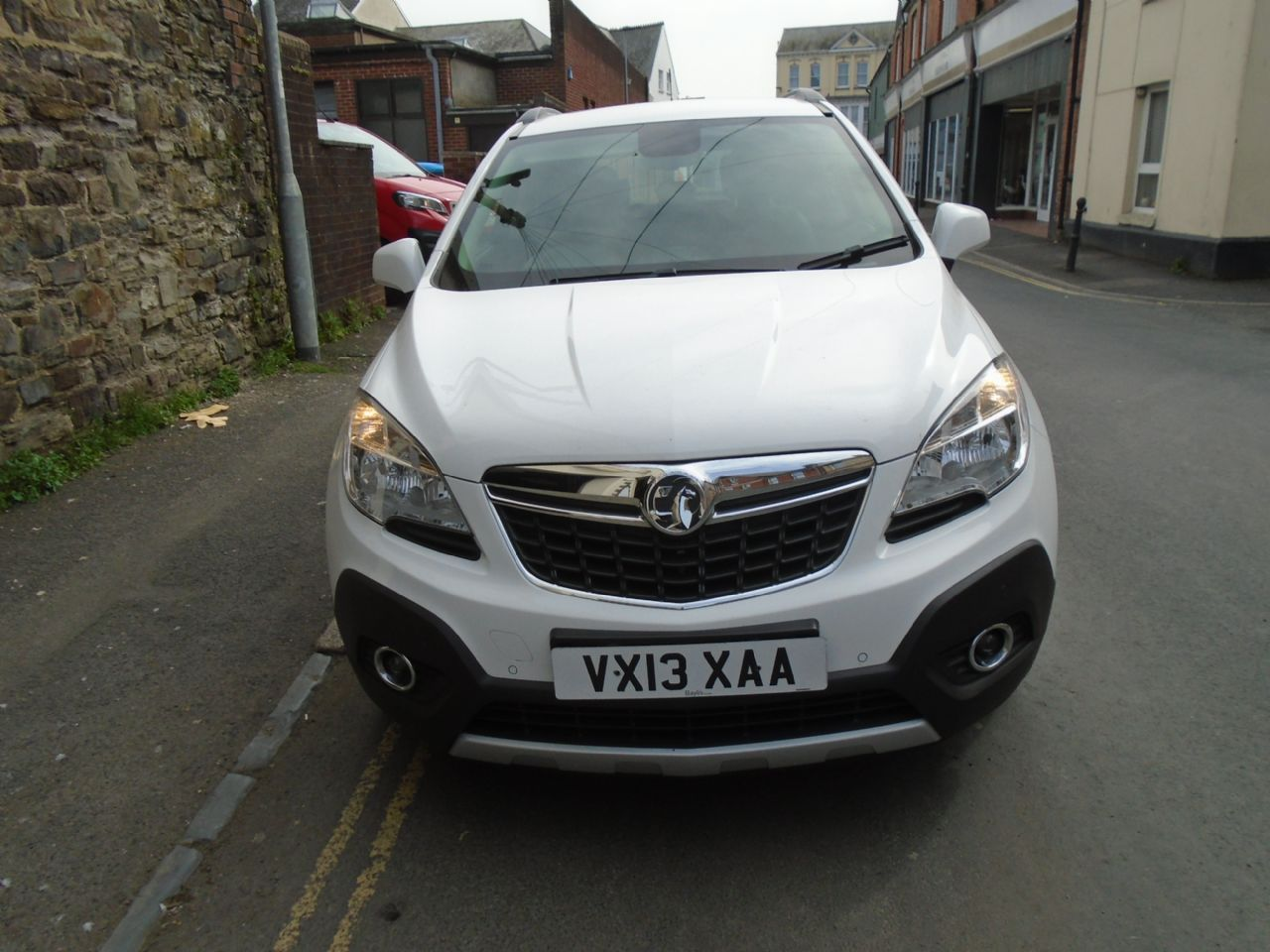 VAUXHALL Mokka Exclusiv 1.6 16v 115PS S/S 5-spd - Picture 5
