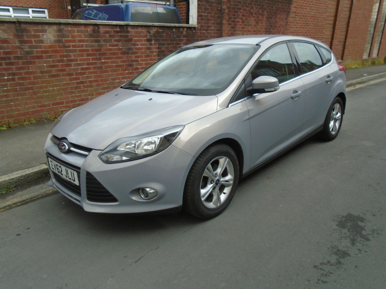 FORDFocusZetec 1.0T 100PS EcoBoost for sale