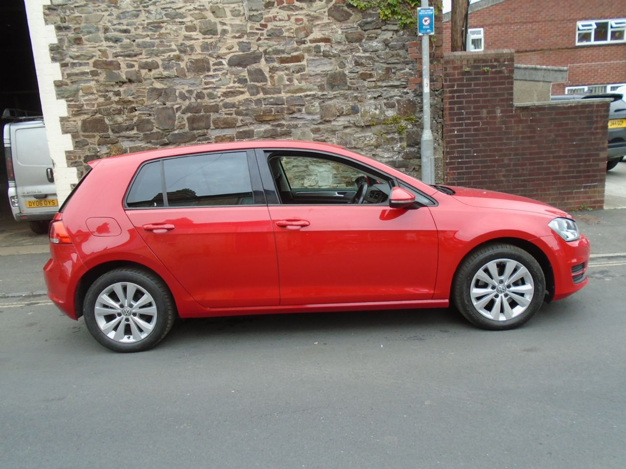 VOLKSWAGENGolfSE TSI 1.4 122 PS for sale