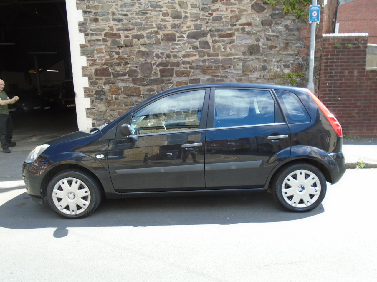 FORDFiestaStyle 1.4 080 for sale