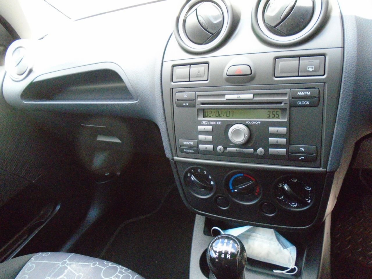 FORD Fiesta Style 1.4 080 - Picture 7